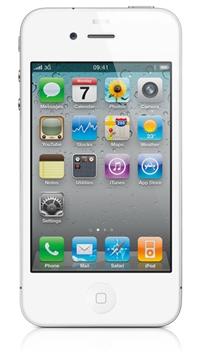 iPhone 4 i hvid nu på lager i Danmark